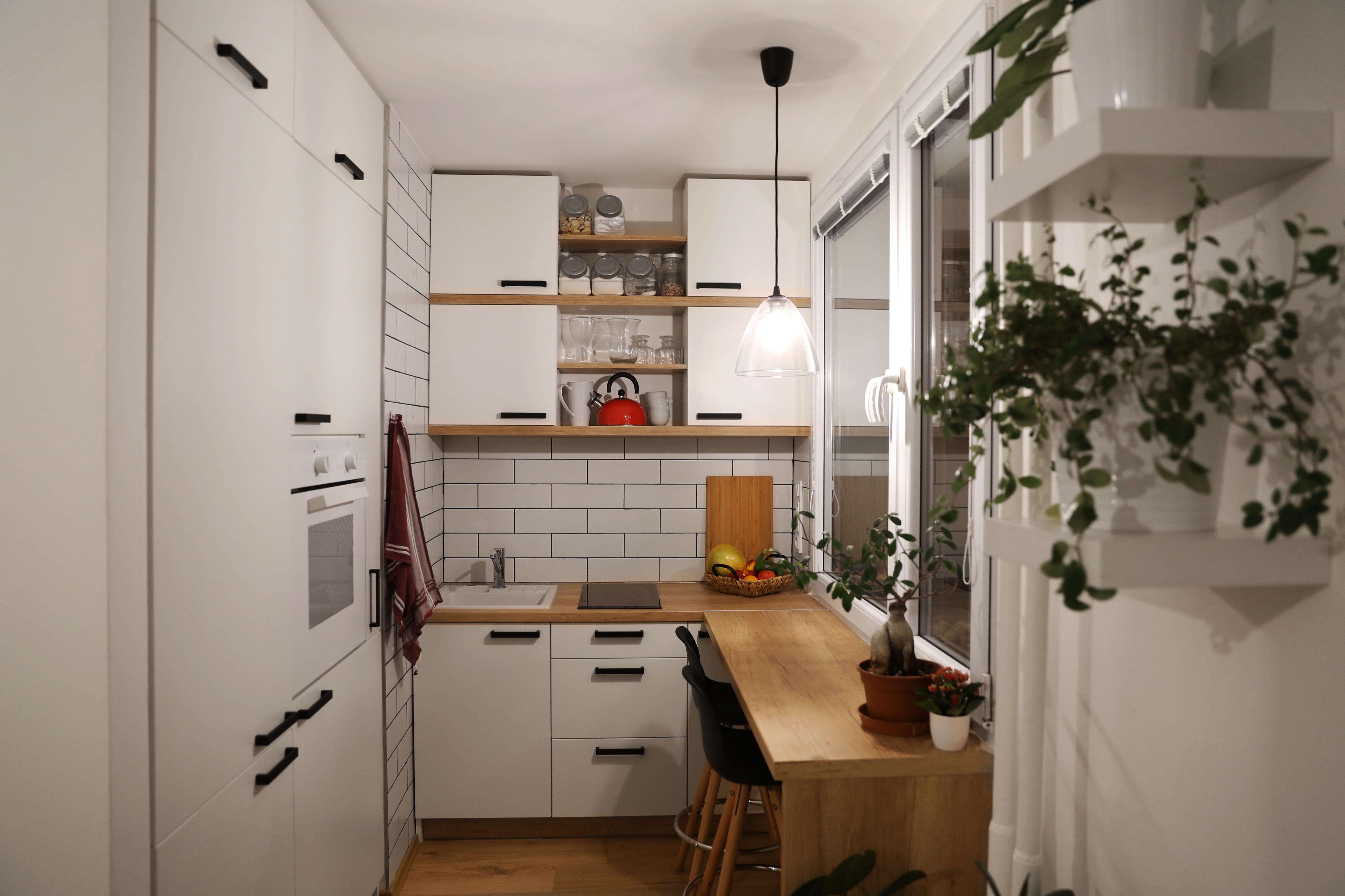 amenager petite cuisine